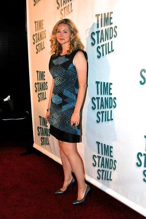 "10/07/10 -Laura Linney attends the after party at 230 Fifth following opening night of the Broadway play ""Time Stands Still,"" which she stars in."