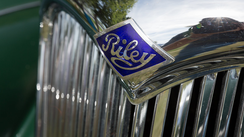 Is It Riley British?