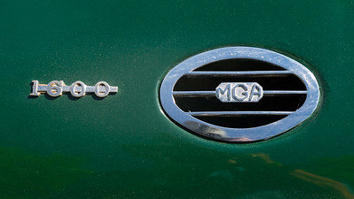 MGA Badge