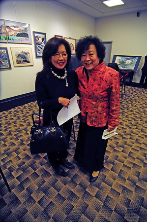 May Lee Art Exhibition at New Providence  NJ