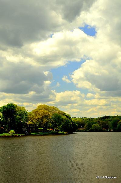 Ell Pond, Melrose, MA