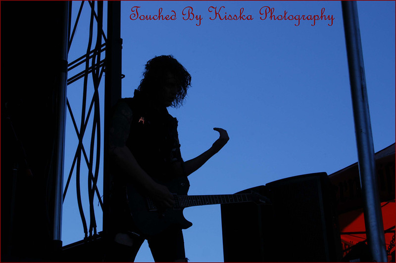Asking Alexandria -Mayhem 2012