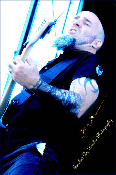 Anthrax - Mayhem 2012
