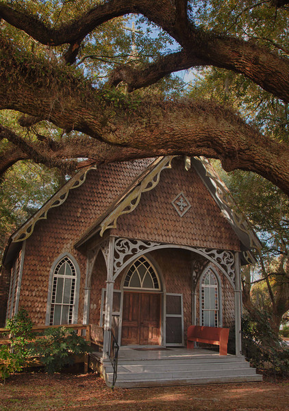 St. James Santee Episcopal Chapel of Ease<br /> Est. 1706
