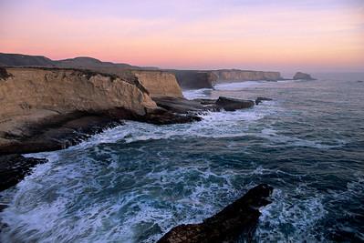 davenport cliffs