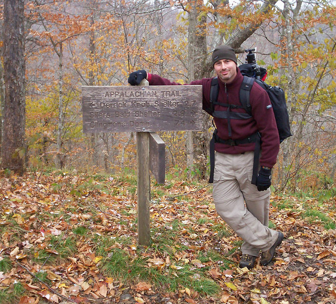 Backpacking on the Appalachian Trail