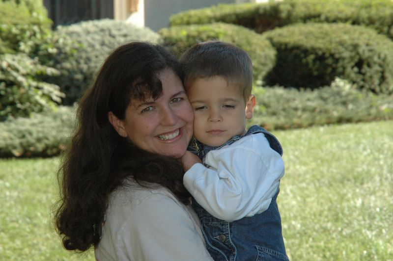 Tammy and her nephew