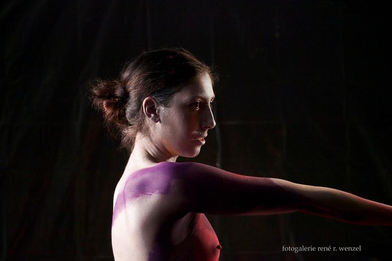 2013_04 Videofilm-Regie Bodypainting mit Lothar Riedl (Meisterklasse 2012/2013)  _MG_1459