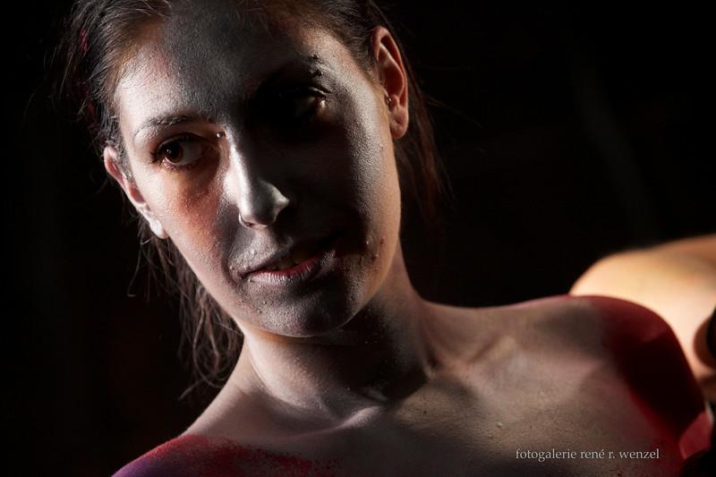2013_04 Videofilm-Regie Bodypainting mit Lothar Riedl (Meisterklasse 2012/2013)  _MG_1442