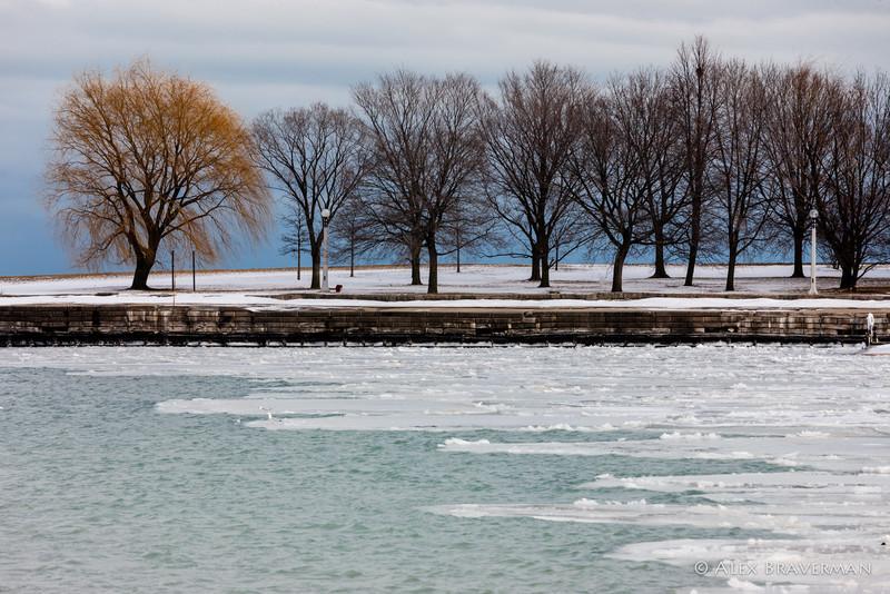 Icy Lake #23
