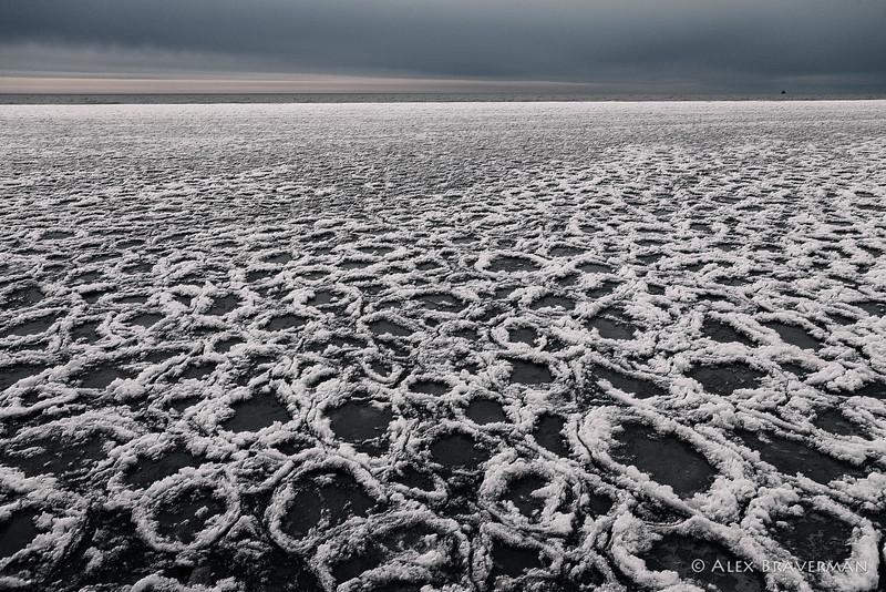 Icy Lake #77