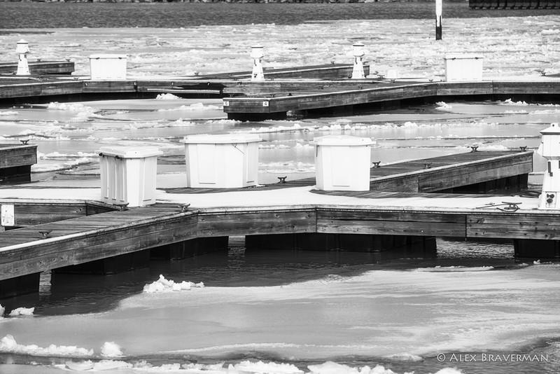 Icy Lake #14