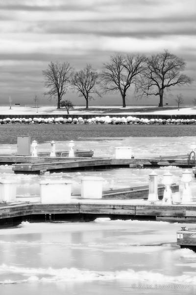 Icy Lake #9