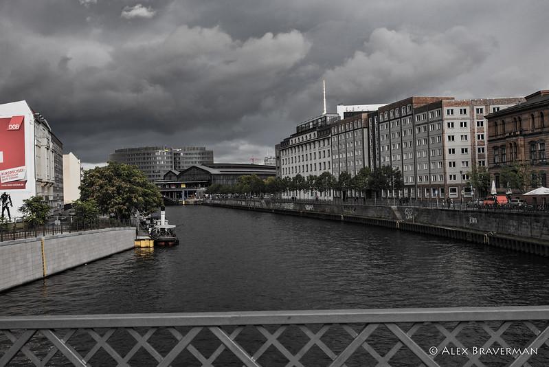 Berlin, October melancholy