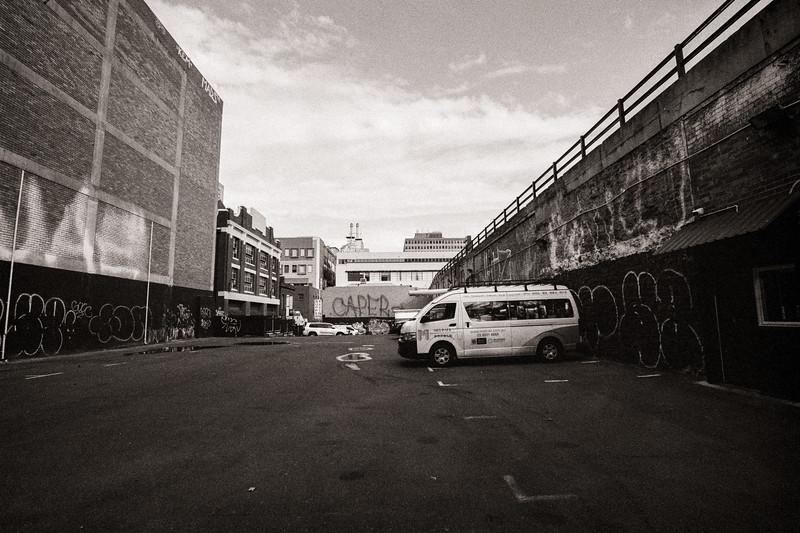 Gordon Square Carpark