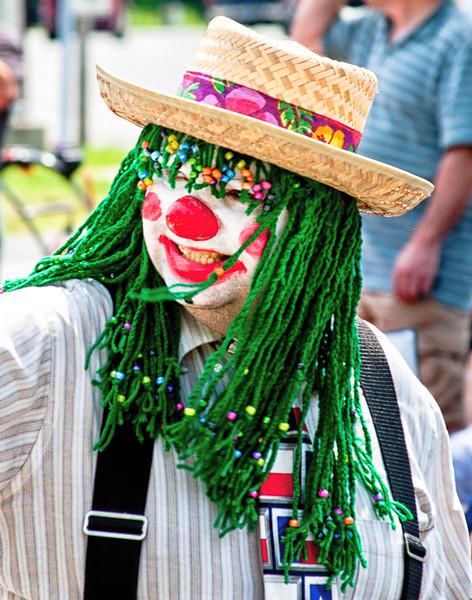 Shriner Clown