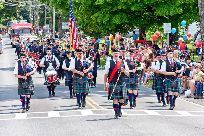 Albany Police Pipe Band