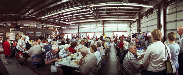 Pancake Breakfast At The Fire House