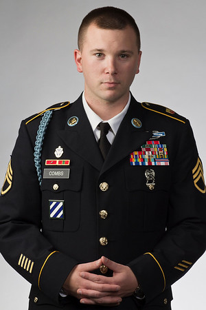 Kyle Combs, Iraq, Afghanistan, Army, Staff Sergeant