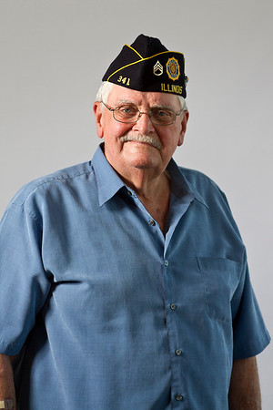 Gordon E. Kindred, Korean War, Army, Sergeant