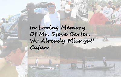 In Loving Memory of Mr. Steve Carter. We already Miss ya my friend. Cajun