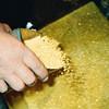 Golden nuggets. (Magadan, Russia)