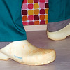 Doctor's Clogs. Federal Trauma Center. (Cheboksary, Chuvashia, Russia)