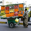 Fruit vendor. (Hurghada, Egypt)