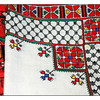Chuvashian embroidery. The craftsmanship of Master Embroiderer Maria Simakova. (6.21.2011)