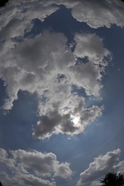 The Sky  Above - Mercedes-Benz US International Visitor Center, Vance, Alabama - Central Region