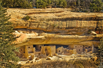 MV110   Mesa Verde National Park, Mesa Verde, Colorado,Mesa, Anasazi,cliff dwellings,Cliff House,