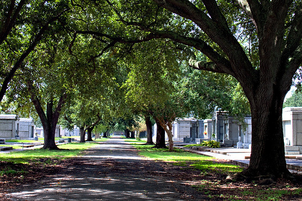 Metairie Lawn Cemetairy