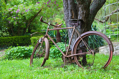 Rusty Ride Giverny, France