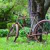 Rusty Ride<br /> Giverny, France