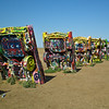 Cadillac Ranch<br /> Amarillo, Texas