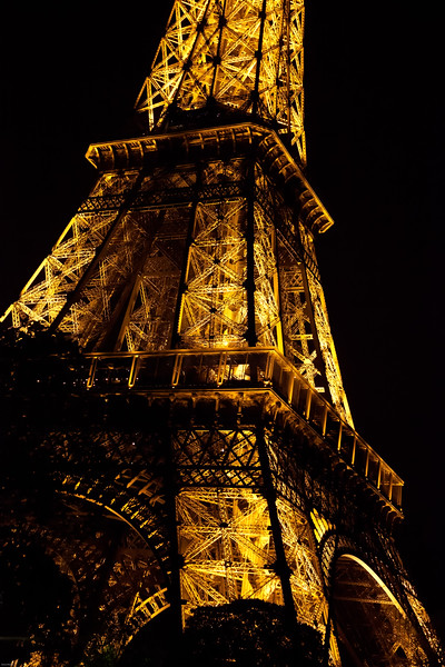 Night Tower<br /> Paris, France