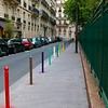 Rainbow Poles<br /> Paris, France