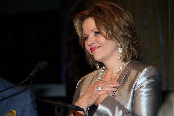 Metropolitan Opera Guild's 83rd Annual Luncheon honoring world renowned operatic soprano superstar Renée Fleming with honored opera guests. —Renée & Friends: A Joyous Celebration of Renée Fleming.