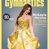 Cover- Inside Gymnastics McKayla