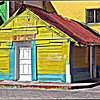 The Sunny Side of the Street, Isla Mujeres, Mexico <br /> ©2008 FlorieGray