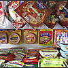 "Fud for Thought <br /> Inside the Deli case at the ""Fat Wale Dely"", San Jose del Cabo"