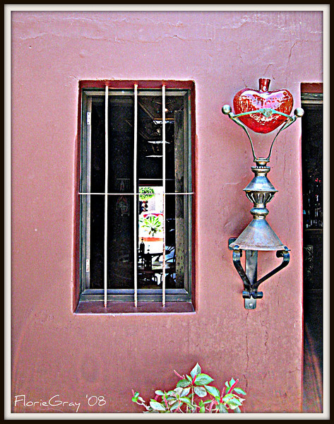 This Way to the Egress  Hotel California, Todos Santos, Mexico  <b> Please don't use this image on websites, blogs or other media without my explicit permission. © All rights reserved</b>