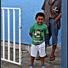 Father and Son <br /> Isla Mujeres, Mexico