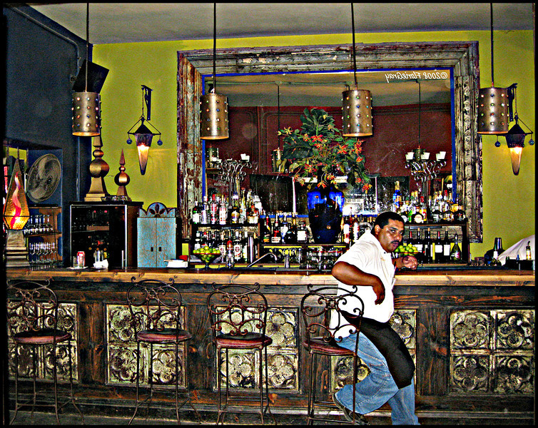 Surly Waiter, Hotel California <br /> ©2008 FlorieGray