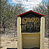Lovely Roadside Shrine; Baja California Sur <br /> ©2008 FlorieGray