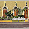 Town Square; San Jose del Cabo, Mexico  <b>Copyright © Florence T. Gray. This image is protected under International Copyright laws and may not be downloaded, reproduced, copied, transmitted or manipulated without written permission.</b>