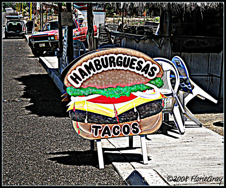 """Hamburguesas  <a href=""""http://www.youtube.com/watch?v=AQS2DbUdWiQ"""">www.youtube.com/watch?v=AQS2DbUdWiQ</a>   <b>Not to be reproduced without the written permission of Florence T. Gray</b>"""