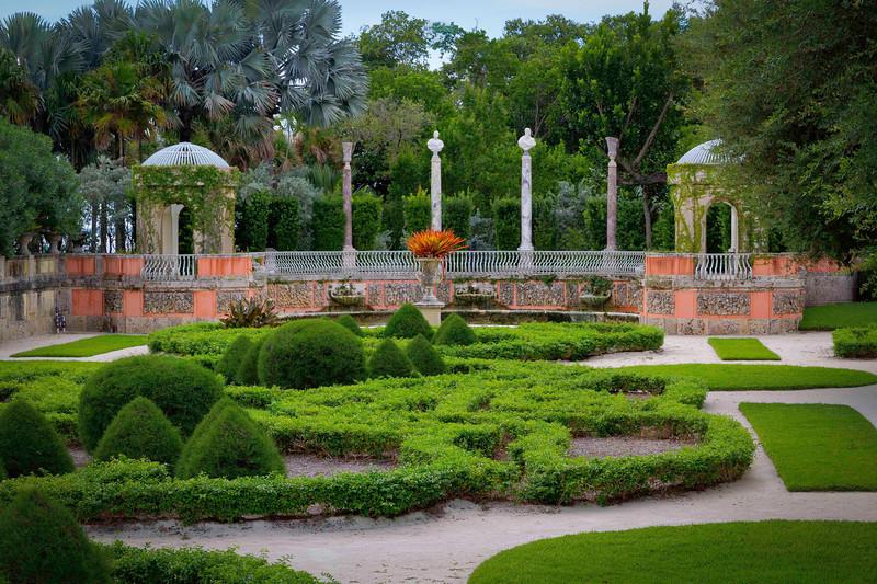 Vizcaya Garden