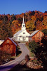 Waits River Church - Vermont