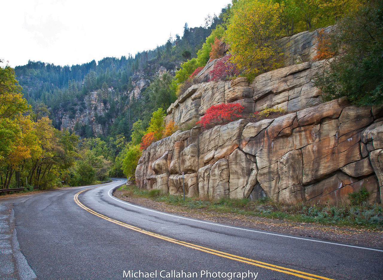 Oak Creek Canyon - Sedona Arizona